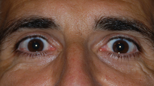 Gli occhi sul pallone