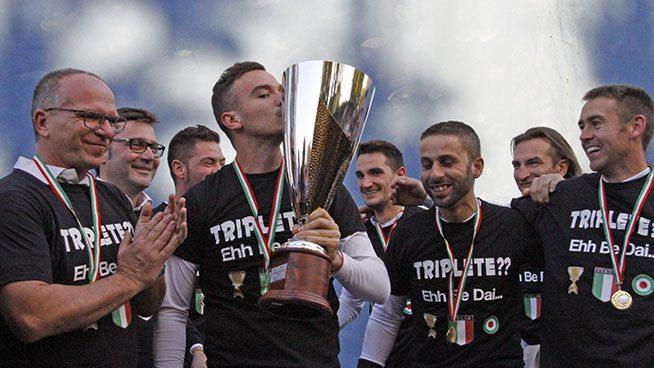 Finale scudetto 2015