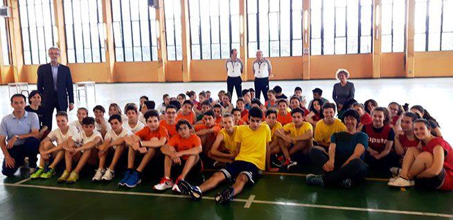 Campionati studenteschi a Torino
