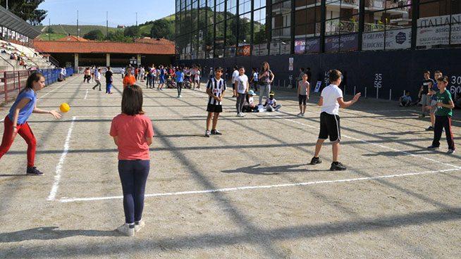 Giornata Sportiva a Dogliani