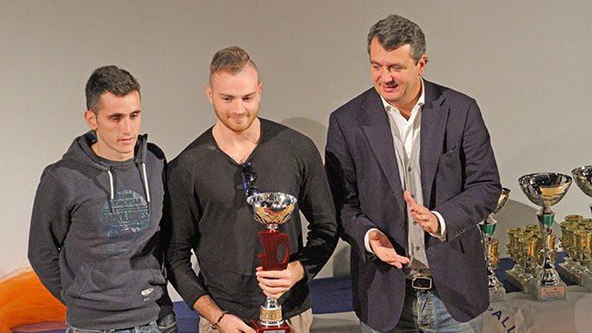 Premiazione Fipap 2016