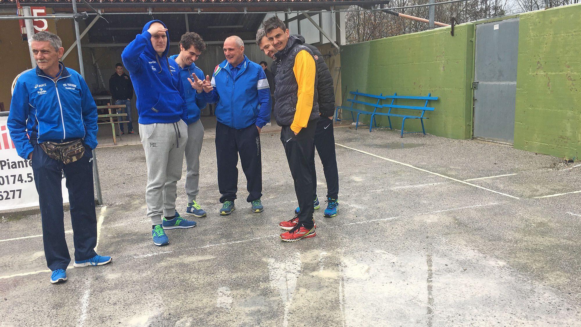 Serie b l 39 acqua s bernardo san biagio vince a caraglio for Papino arredamenti
